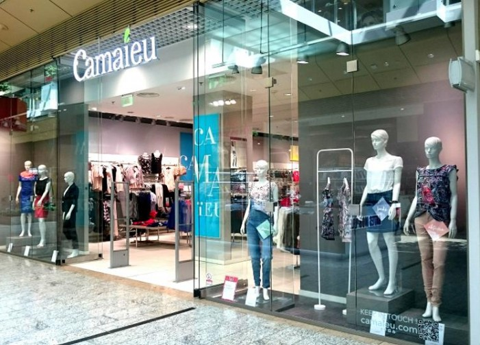 34ae59291e4a0 Camaïeu today is an indisputable major brand in women's ready-to-wear  fashion at the international level. Camaïeu is the symbol for fashion that  is ...